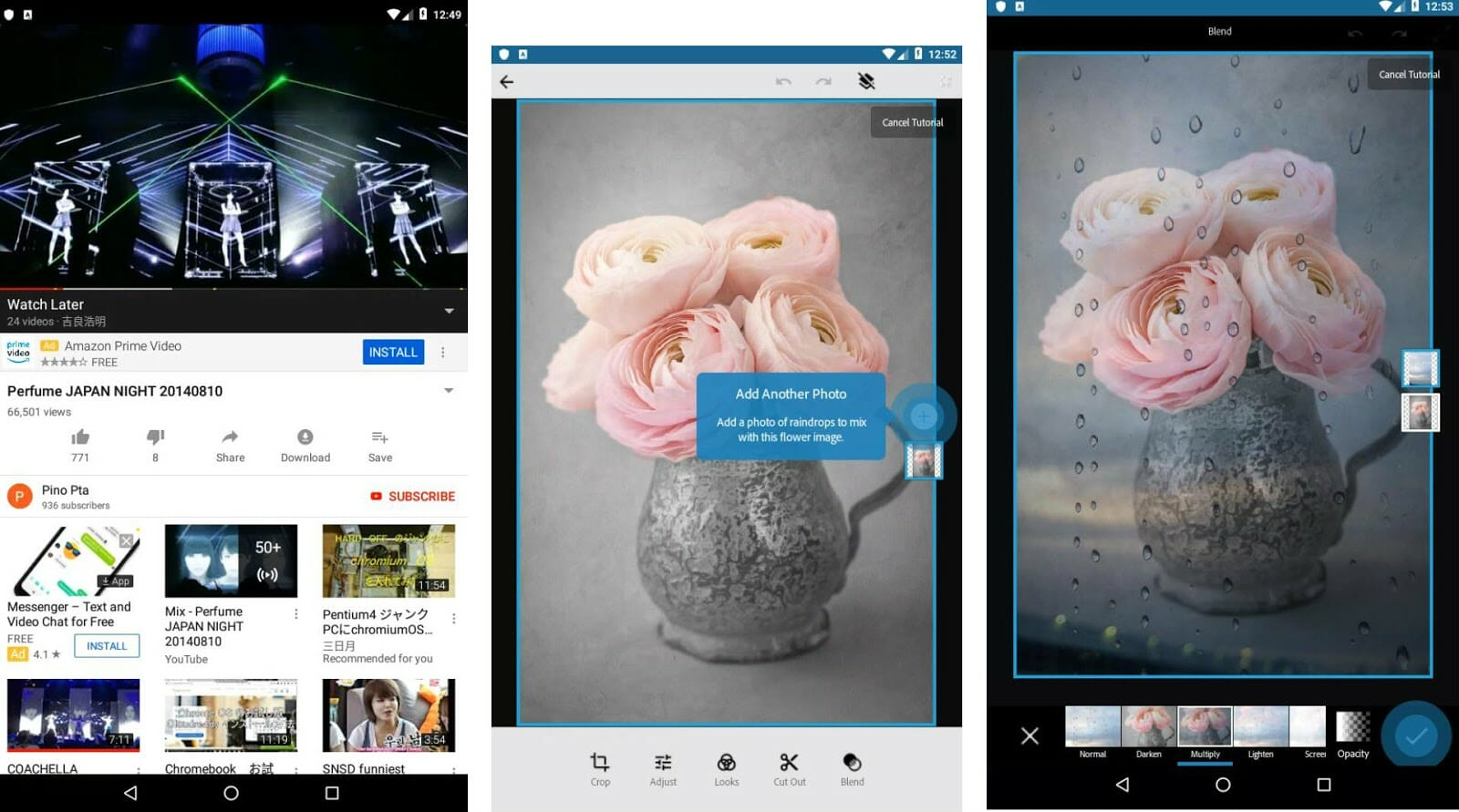 CloudReadyでAndroid Genymotion Cloud