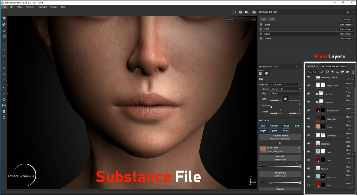 Adobe Substance Painter Linux