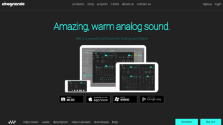 DRC Virtual Analog Synth Apps Multi-platform