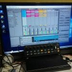 2in1 Windows10 PC Ableton Live X-Touch MINI